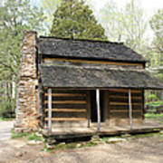 John Oliver Place In Cades Cove Poster