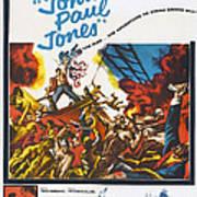 John Paul Jones, Us Poster Art, 1959 Poster