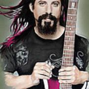 John Petrucci Poster