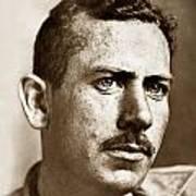 John Steinbeck American Author Circa 1938 Poster
