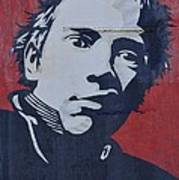 Johnny Rotten Poster