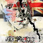 Johny Rotten Poster