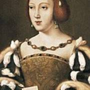 Joos Van Cleve 1485-1541. Eleanor Poster by Everett