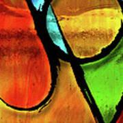Joy-abstract Poster by Shevon Johnson