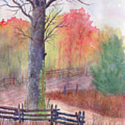 Joy of Fall Poster