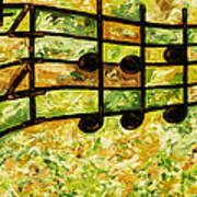 Joyful - Lemon Lime Poster