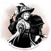 Julie D' Aubigny Poster