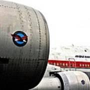Jumbo Jet Poster