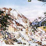 Jupiter Terrace Yellowstone Np Poster