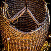 Just A Basket Poster