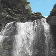 Kaaterskill Falls Ny Il Poster