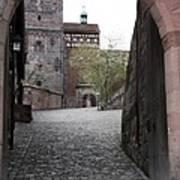 Kaiserburg - Nuremberg Poster