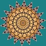 Kaleidoscope 7 Poster