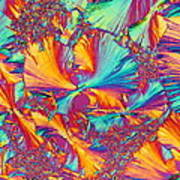 Kaleidoscope K Poster
