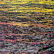 Kaleidoscope Ocean Poster
