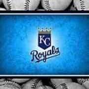 Kansas City Royals Poster