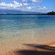 Kapalua Bay Maui Poster