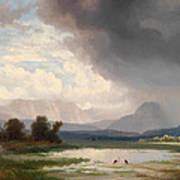 Karawanks Landscape Poster