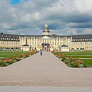 Karlsruhe Palace Poster