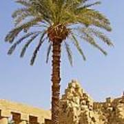 Karnak Temple 03 Poster