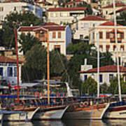 Kas Antalya Turkey  Poster