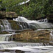 Kbal Chhay Waterfalls Poster