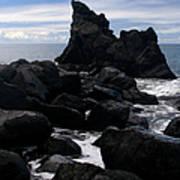 Keanae Peninsula Maui Hawaii Poster