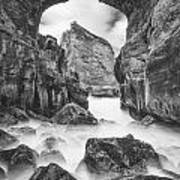 Kehole Arch Poster by Darren  White