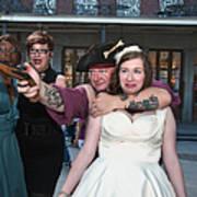 Keira's Destination Wedding - The Pirate Part Poster