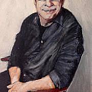 Ken Bruce Poster