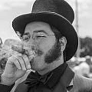 Kentucky Derby Infield Cigar Poster