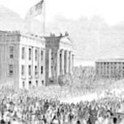 Kentucky Louisville, 1861 Poster