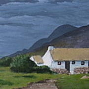Kerry Cottage Poster