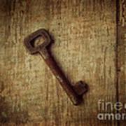 Key To My Secret Poster by Lorraine Heath