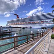 Key West Paradise Poster