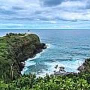 Kilauea Lighthouse Poster