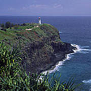 Kilauea Lighthouse II Poster