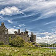 Kilchurn Castle 01 Poster