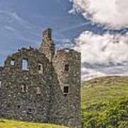 Kilchurn Castle 03 Poster