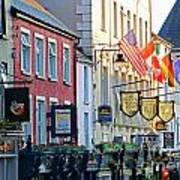 Killarney Ireland Storefronts 7690 Poster