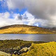 Killary Harbour On The Irish West Coast Poster