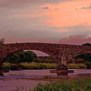 Kilsheelan Bridge Poster