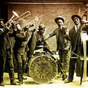 King Carter Jazzing Orchestra Poster