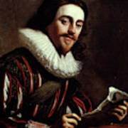 King Charles I Of England (1600-1649) Poster