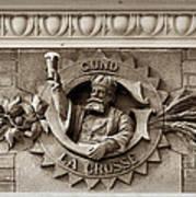King Gambrinus Poster