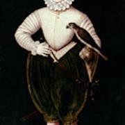 King James I Of England Poster