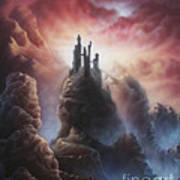 Kingdom Of Stone Poster