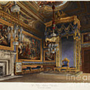 King's Audience Chamber, Windsor Castle Poster