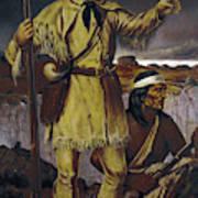 Kit Carson (1809-1868) Poster