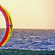 Kite Boarder 2 Poster